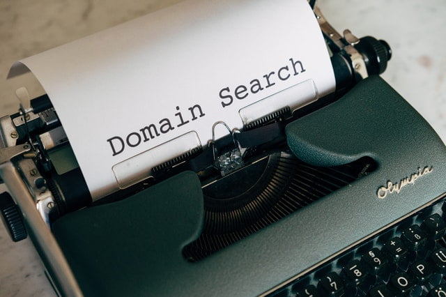 domain search for wordpress ecommerce website